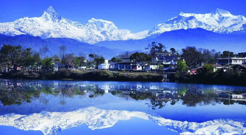 Pokhara Tours Himalaya City.