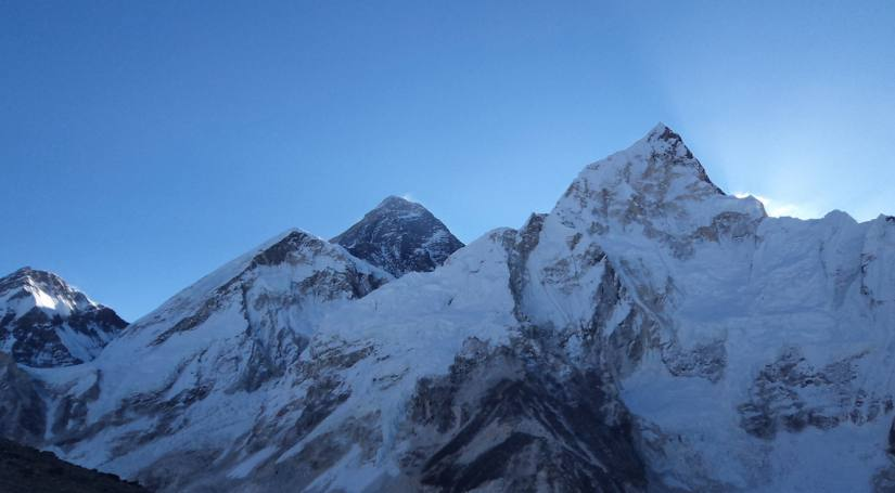 Mt. Everest Highest Peak of the World