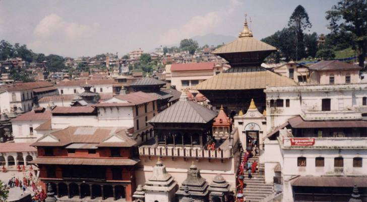 Pashupati and Budhanilkantha
