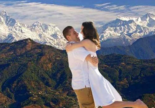 Honeymoon in Himalaya